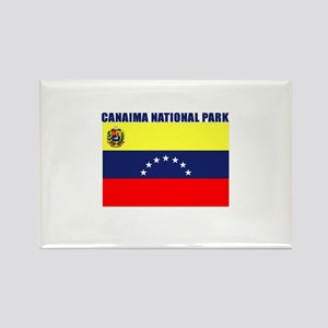 Canaima National Park Rectangle Magnet