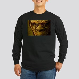 Day Bigfoot. Long Sleeve T-Shirt