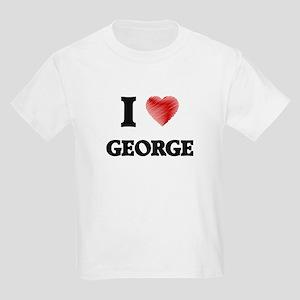 I Love George T-Shirt