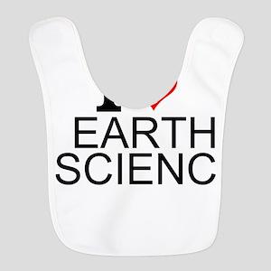 I Love Earth Science Bib