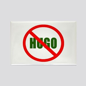Anti Hugo Chavez Rectangle Magnet