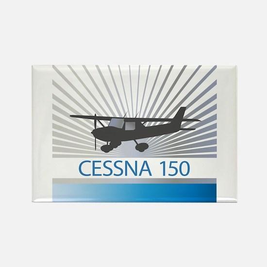 Cute Cessna Rectangle Magnet