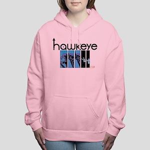 Hawkeye Panels Women's Hooded Sweatshirt