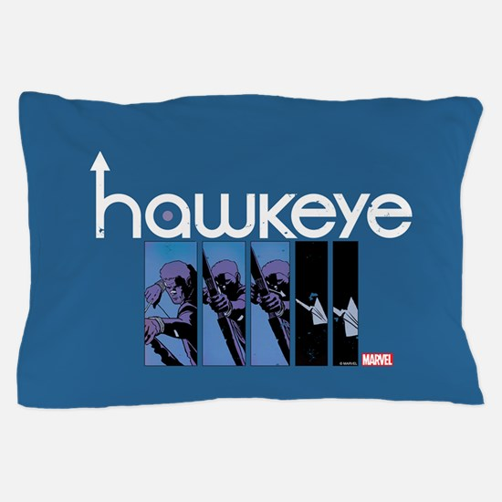 Hawkeye Panels Pillow Case
