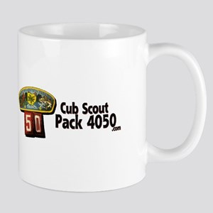 Pack 4050 Logo Mugs