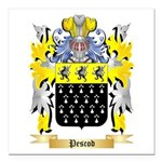 Pescod Square Car Magnet 3