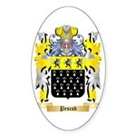 Pescod Sticker (Oval 50 pk)