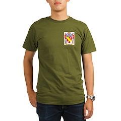 Pesak Organic Men's T-Shirt (dark)