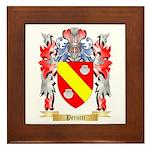 Perucci Framed Tile