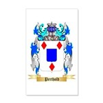 Perthold 20x12 Wall Decal