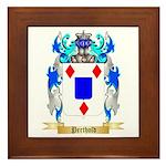 Perthold Framed Tile