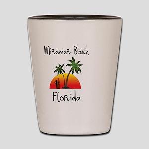 Apollo Beach Florida Shot Glass