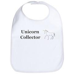 Unicorn Collector Bib