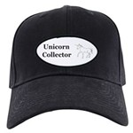 Unicorn Collector Black Cap