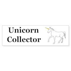 Unicorn Collector Sticker (Bumper 50 pk)