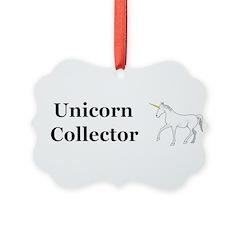 Unicorn Collector Ornament