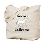 Unicorn Collector Tote Bag
