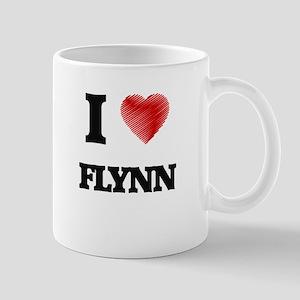 I Love Flynn Mugs