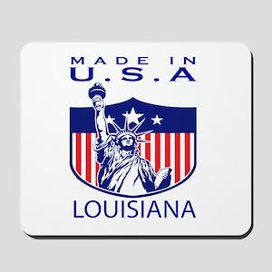 Louisiana State Designs Mousepad