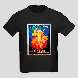 Vintage poster - La Chablisienne T-Shirt