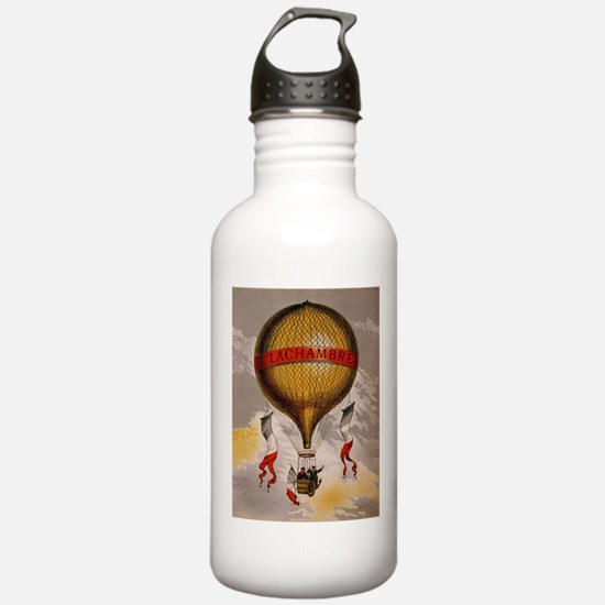 Vintage poster - Lacha Water Bottle
