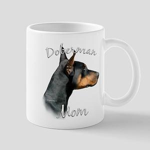 Dobie Mom2 Mug