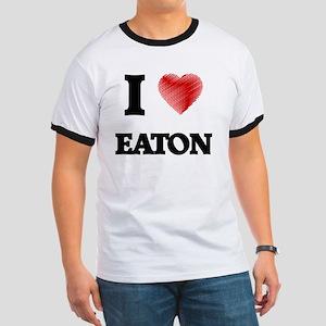 I Love Eaton T-Shirt