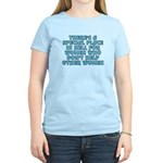 There's a special place - Women's Light T-Shirt