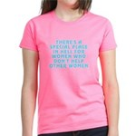 There's a special place - Women's Dark T-Shirt