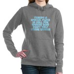 There's a special place Women's Hooded Sweatshirt