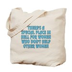 There's a special place - Tote Bag