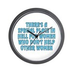There's a special place - Wall Clock