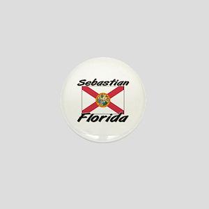 Sebastian Florida Mini Button