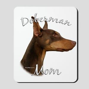 Dobie Mom2 Mousepad