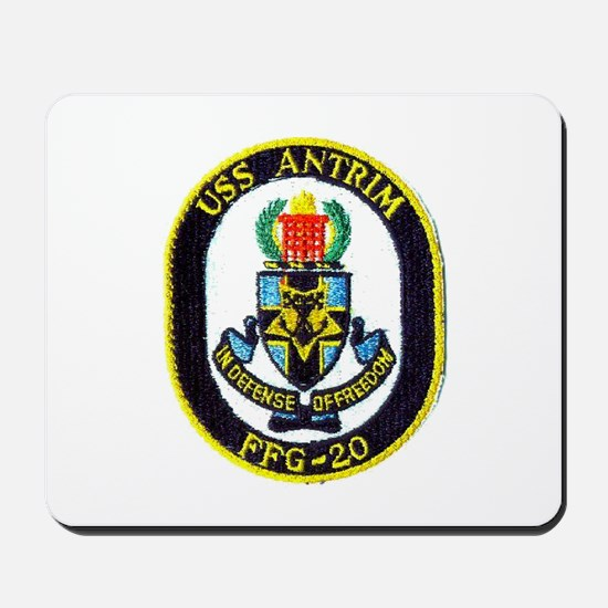 USS ANTRIM Mousepad