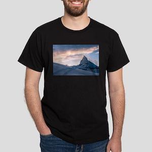 Swiss Alps Dark T-Shirt