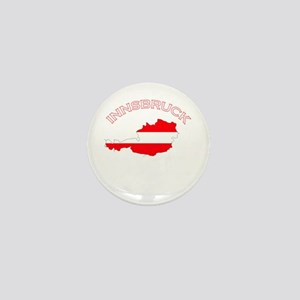 Innsbruck, Austria Mini Button