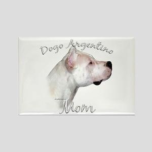 Dogo Mom2 Rectangle Magnet