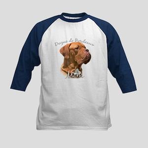 Dogue Mom2 Kids Baseball Jersey