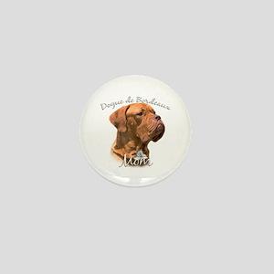 Dogue Mom2 Mini Button