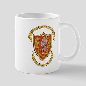 Official Dragon Society Logo Mugs