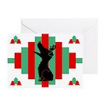 Australian Shepherd Christmas Cards (Pk of 10)