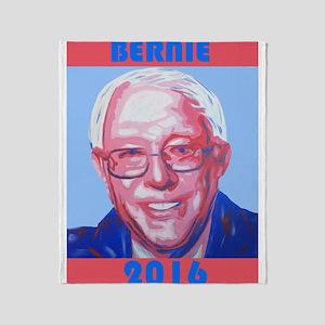 Bernie2016 Throw Blanket