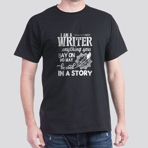 Being A Writer T Shirt T-Shirt