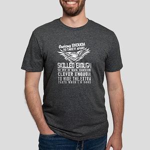 I Was Born To Be A Mechanic T Shirt T-Shirt