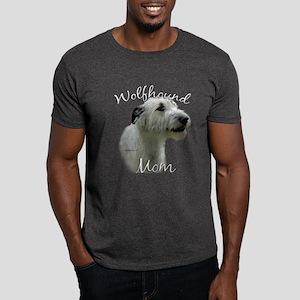 Wolfhound Mom2 Dark T-Shirt