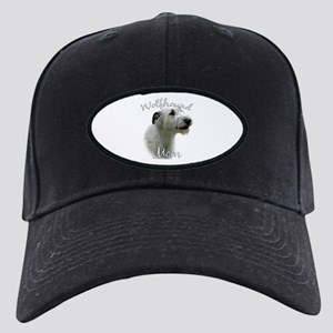 Wolfhound Mom2 Black Cap
