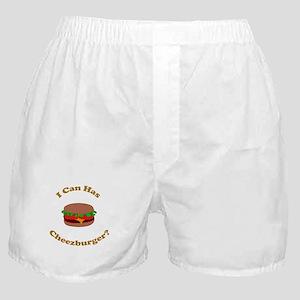 I Can Has Cheezburger Boxer Shorts