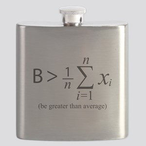 Be greater than average Flask