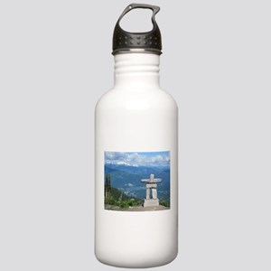 Inukshuk Whistler Water Bottle